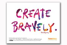 Be BRAVE / My 2015 One Little Word