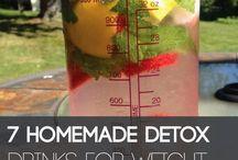 fasting/detox