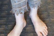발(foot)