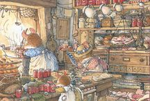 The Brambly Hedge