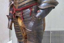 甲冑、防具
