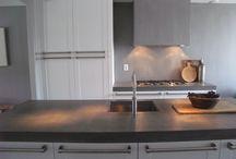 Stoere keukens / Stoere landelijk moderne keuken