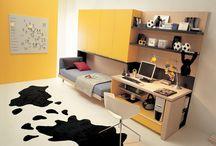 teen's rooms