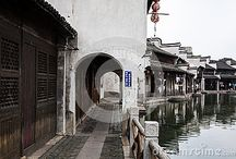water town in china