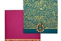 Indian Wedding Cards / Exclusive Designer Indian Wedding Cards On-line Shop.