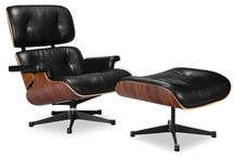 Eames Lounge Chair and Ottoman / Best Eames Lounge Chair and Ottoman