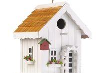 Casas para pájaros / Reciclaje