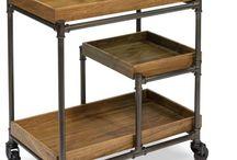 2 industrial furniture