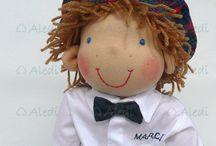Waldorf dolls for boys