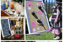 Princess and Pirate party ideas