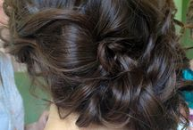 Hair for the big day