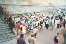 Race history pics / Brighton Half Marathon celebrates its 25th anniversary in 2015. Take a trip down memory lane and see photos from the early years.