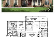 Future House Plans / by Cara Brown