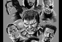 Avengers / by Dianne Shiozaki