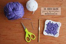 Granny Square Ideas / Crochet / by Sharon Maxfield