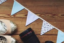 behind the scenes / Behind the scenes at Cat Lane Weddings.