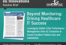 eG Innovations - Solution Brief