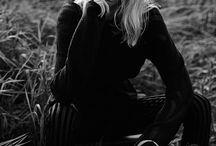 Black&white foto's