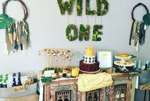 Wild One Luwan 1St Bday (Indian)