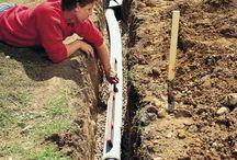 Home --- drainage inground