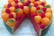 patlsseries fruits