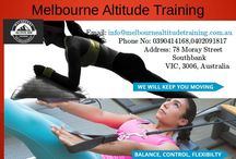 Melbourne Altitude Training