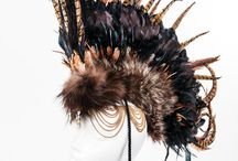 Headdress / by Cheryl Buckingham Marketing