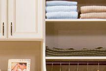 Closet Organization / by Michelle Strain