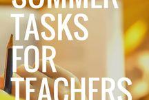 Summer Teacher