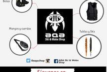 EQUIPO / Lo que necesites, ellos lo tienen http://femew.mx/links/ski-brands-2/ / by FEMEW
