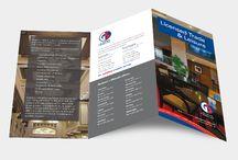 Newsletters & leaflets