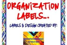 Education - Classroom Organization