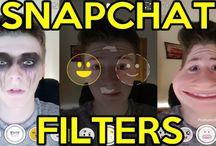 Snapchat Filters App