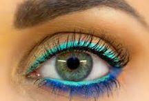 Colored Eyeliner Trend