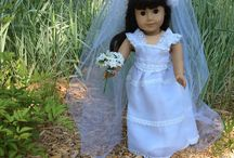 18 inch doll clothes / Hand crafted 18 inch doll cloths #Just Us Chickens Gallery #Kittery # gifts # dolls