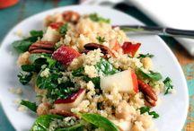 Simply Salads / Salads, salads and more salads! Healthy salad recipes.