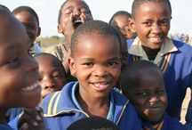 Children of Swaziland / Children of Swaziland are close to my heart, beautiful friendly and welcoming, they are a joy to be with.