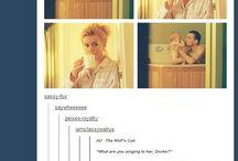 Doctor Who / by Gabrielle Dewey