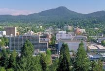 Eugene, Oregon - Our Home