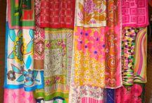 Inspirasjon / Interiør, farger, hippie, livsstil, gjenbruk