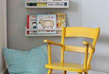 Idea's for Sonny's room
