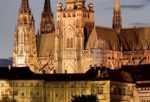 Prague / We, I, my sister and my mum, are going to travel to Prague this December! :)