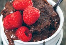 Healthy Chocolate Desserts / Chocolate is not bad for you when eaten in moderation. Try these healthy chocolate desserts.