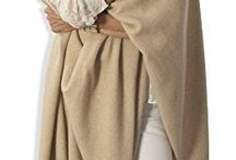 cashmere wraps / by Lynne Siders