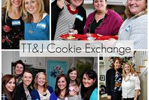 Cookie Exchange / by Becky Kramer