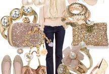 Pink & Gold. Inspiration