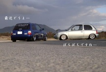 Nissan March K11'00 / Build my car