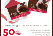 Sweepstakes / by Fannie May Chocolates