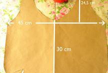 sarı kalıplı çanta modeli