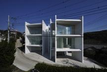 Exterior facade architecture / Interesting exterior design